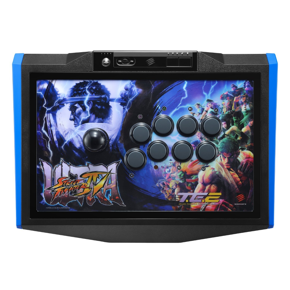 Mad Catz Arcade Fightstick Tournament Edition 2
