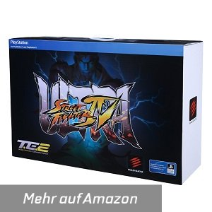 Mad Catz Fightstick TE2 in Originalverpackung