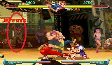 Abigail Street Fighter Alpha 2