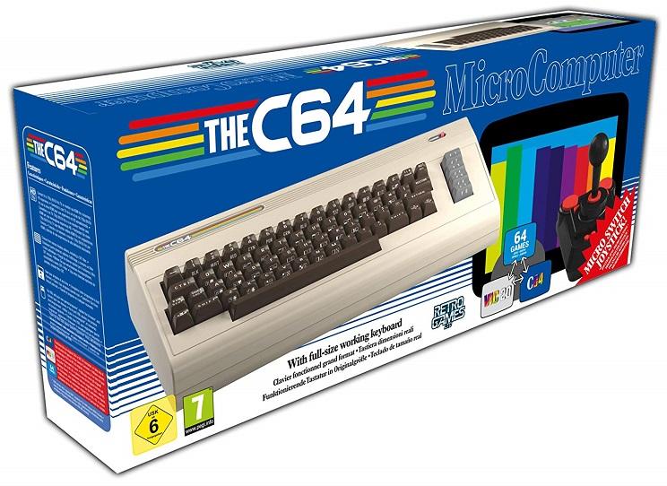 Commodore C64 Maxi