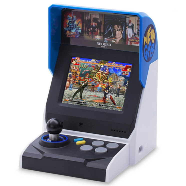 SNK Neo Geo Mini deutsche Version