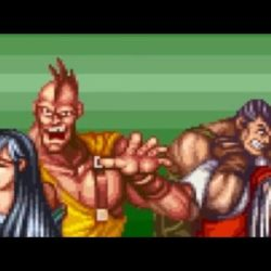 Final Fight 2 Intro