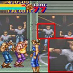 Level 2 aus Final Fight 2