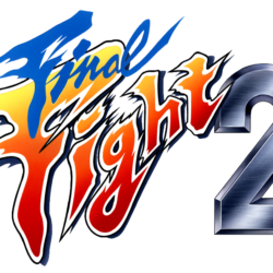 Final Fight 2 Logo