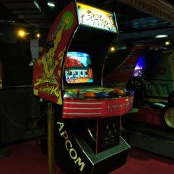 Street Fighter 1 Spielautomat