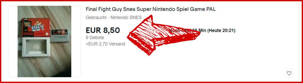 eBay Schätze