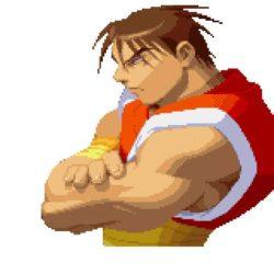 Guy Street Fighter Alpha
