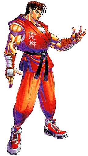Guy in Final Fight 3