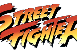 Street Fighter 1987 Logo