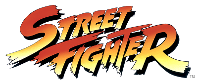 Street Fighter 1987 Logo