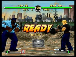 Final Fight Revenge Edi E.