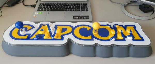 Capcom Home Arcade – Spielekonsole mit echten Klassikern der Arcade-Ära!