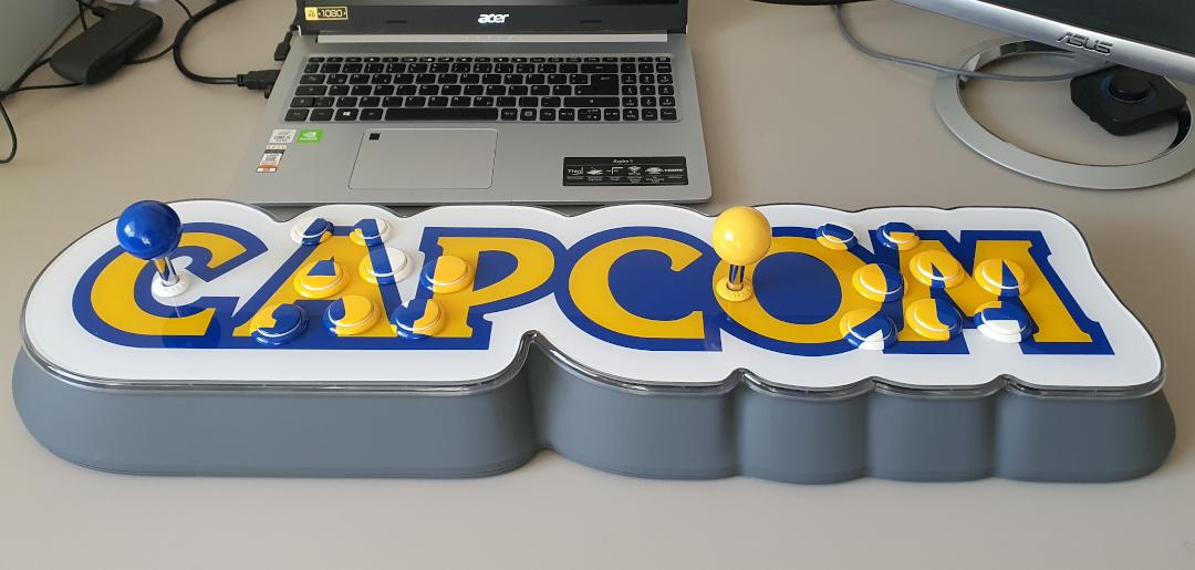 Capcom Home Arcade Spielekonsole