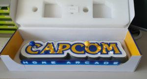 Capcom Home Arcade - Verpackung